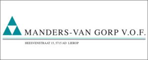 Manders van Gorp v.o.f.